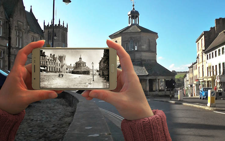 A FREE phone app that will allow tourists to take a ste...