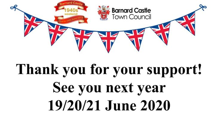 Dates agreed for next year. If you'd like to help with ...