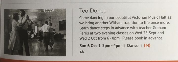 If you'd like to improve your ballroom dancing skills T...
