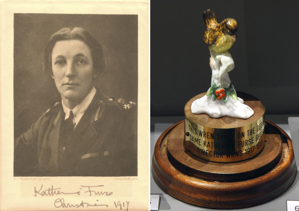 Have you been to see our Women in the Royal Navy Exhibi...