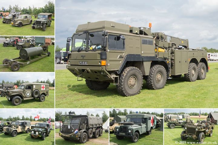 Here's a small selection of pictures from the displays ...