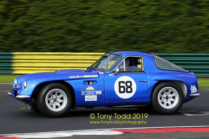 On Track action  courtesy of Tony Todd.